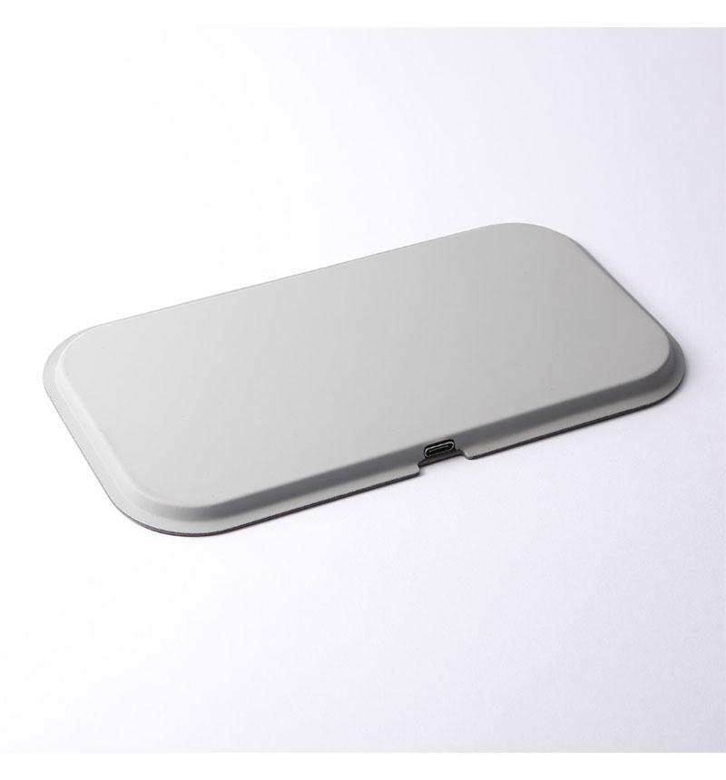 Wireless Charging Tray ターコイズブルー WBC-WL-15WBU