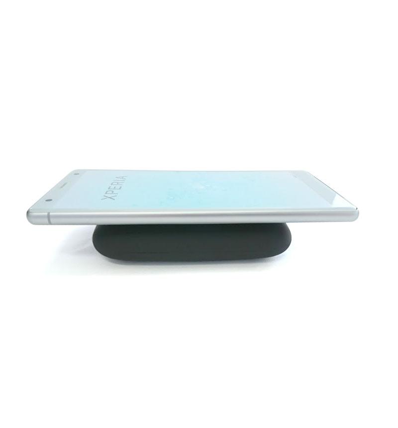 ワイヤレス充電器+モバイルバッテリー Cable-Free Mobile Battery ホワイト HR11682