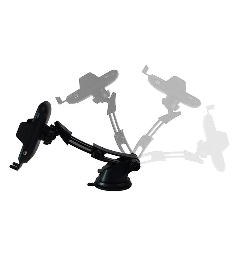 GAZEON for CAR 自動ホルダー付き 車載ワイヤレス充電器 GZ15546