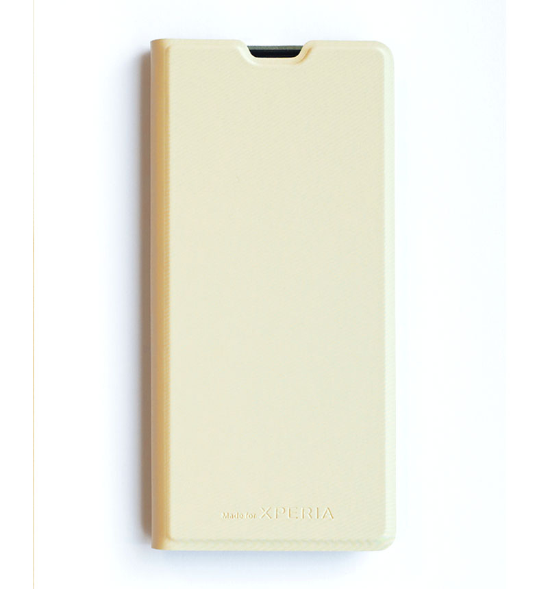 ROXFIT スリムウォレットケース Xperia 10 III/Xperia 10 III Lite ベージュ 77-83398