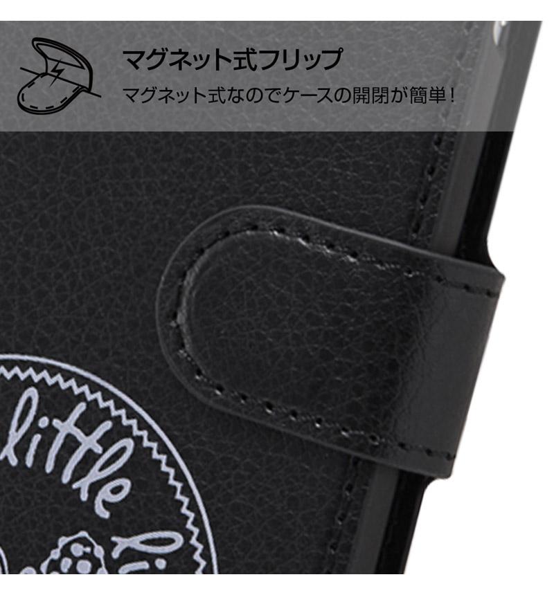 Xperia XZ2 /『ディズニーキャラクター』/手帳型ケース マグネット 『ドナルドダック』_009 IJ-RDXZ2ELC3N/DD009