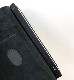 Xperia 10 II 耐衝撃 手帳型レザーケース TETRA サイドマグネット レッド RT-RXP10TBC1/R