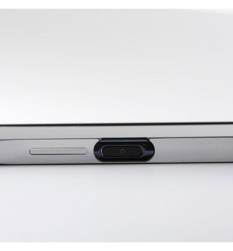 CLEAVE Aluminum Bumper Chrono for Xperia XZ Premium ルミナスクローム ルミナスクローム DCB-XZPCHASV