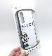 Xperia 5 II 耐衝撃ハイブリッドケース 「PALLET AIR」 ホワイト LP-20WX1PLAWH