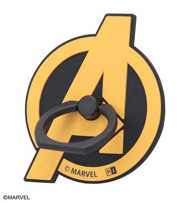 『アベンジャーズ/インフィニティ・ウォー』/キャラクター スマートフォン用リング 『インフィニティ・ウォー』/アベンジャーズ ロゴ IN-MVSBKR/IW01