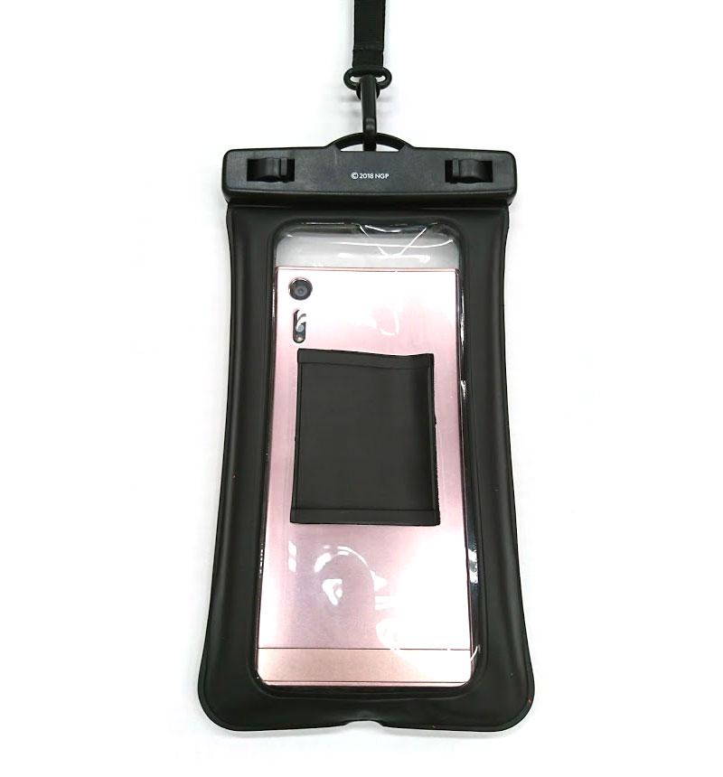 スマートフォン 防水ケース ホワイト NG12886