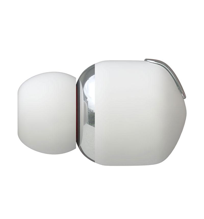 完全ワイヤレスイヤホン Air Twins ホワイト AT9994
