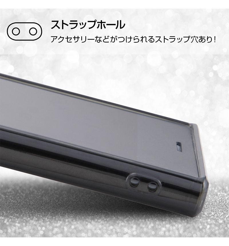 Xperia XZ Premium ディズニーキャラクター/ハイブリッドケース ラプンツェル IN-RDXZPU/RZ