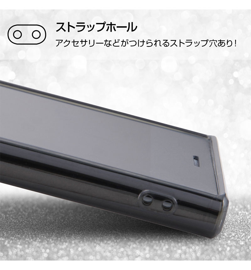 Xperia XZ Premium ディズニーキャラクター/ハイブリッドケース ティンカー・ベル IN-RDXZPU/TB