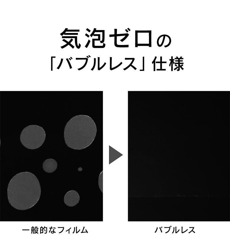 Xperia 5 II ブルーライト低減 画面保護フィルム 光沢/ブルーライト低減 TR-XP206-PF-BCCC