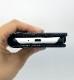 Xperia 10 III/Xperia 10 III Lite 本革風レザーフラップケース「SUPERIOR」 ブラック ブラック GR-21SX2C01BK