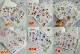 DIY古風手帳シール 古典中国文化飾りシール/diy古风手帐贴纸 古典唯美中国风景装饰小贴画