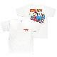 BRIAN SETZER X BETTY BOOP™ Twist! Tシャツ(ホワイト)