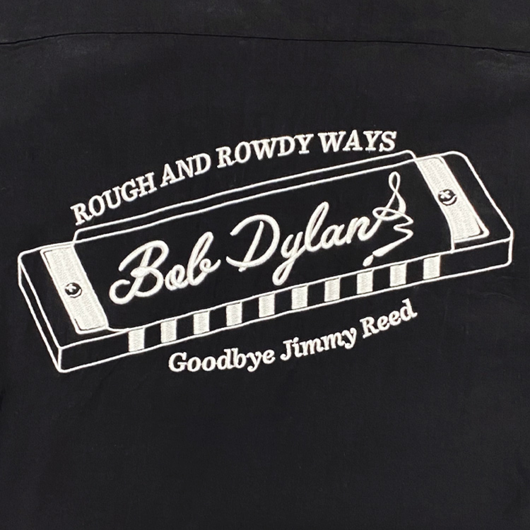 ROUGH AND ROWDY WAYS ボウリングシャツ