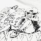 BOB DYLAN × 浦沢直樹 コラボTシャツ(ホワイト)