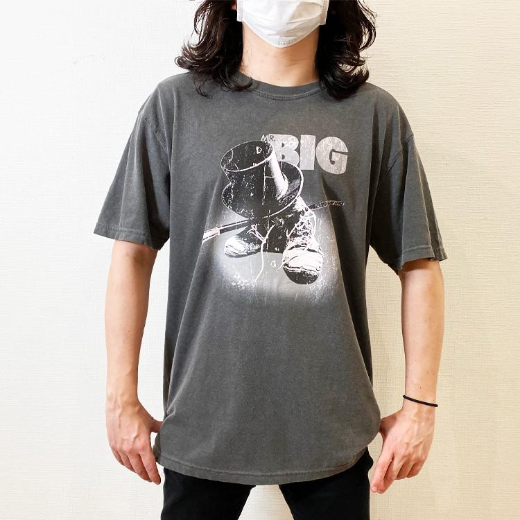 THE BIG TOUR 復刻 Tシャツ