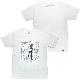 BLOW BY BLOW Tシャツ(ホワイト)