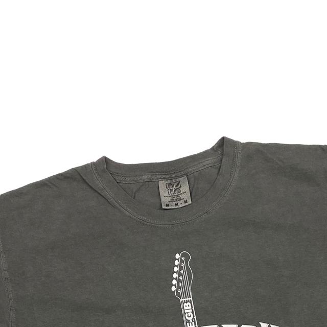 ギターTシャツ(ヴィンテージ/グレー)