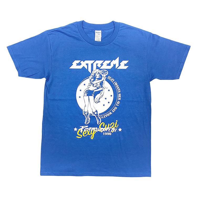 LYRIC WITH SUZI Tシャツ