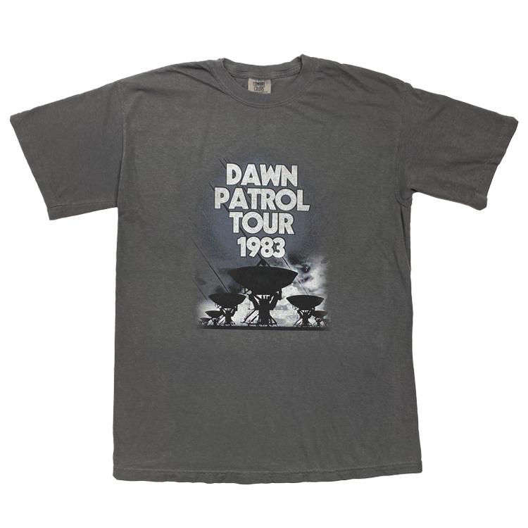 DAWN PATROL TOUR  Tシャツ