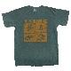 シンボリックTシャツ(ヴィンテージ/グリーン)