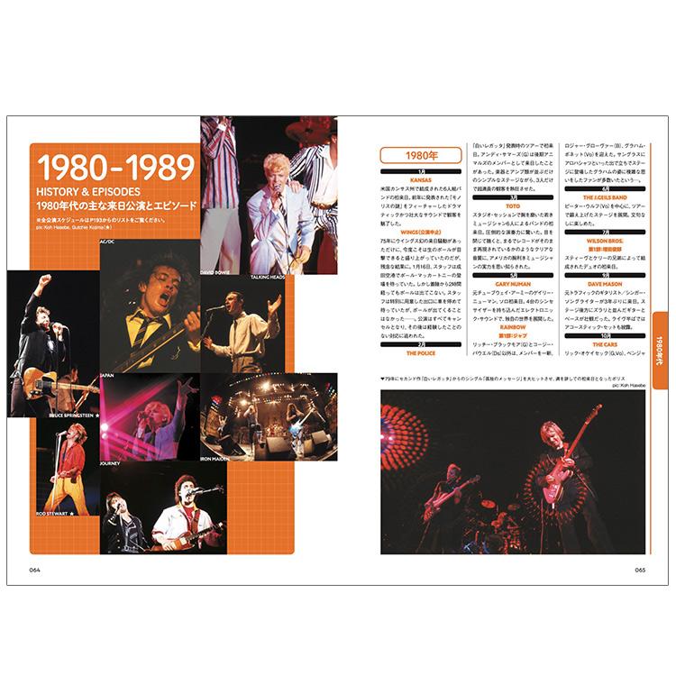 洋楽ロック史を彩るライヴ伝説 ウド—音楽事務所の軌跡を辿る