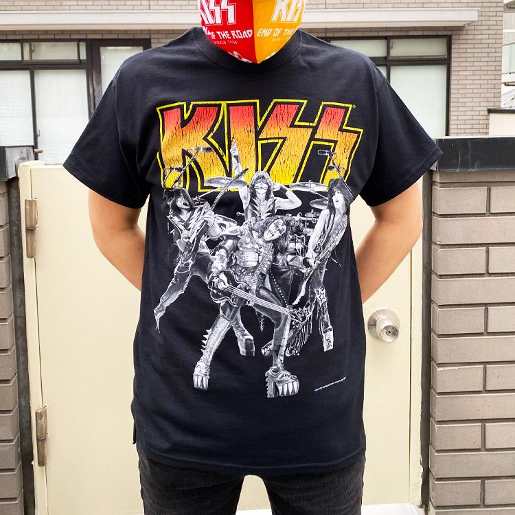 立ち上がれ!JAPAN ROCK CITY Tシャツ