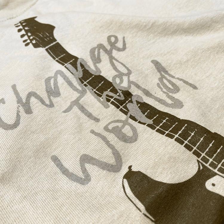 BLACKIE Tシャツ(サンド)