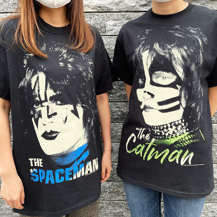 THE SPACEMAN(トミー・セイヤー) Tシャツ