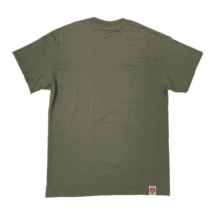 BLACKIE Tシャツ(オリーブ)
