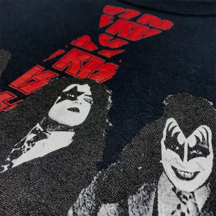 DRESSED TO KILL Tシャツ(ブラック)