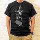 BLACKIE Tシャツ(ブラック)