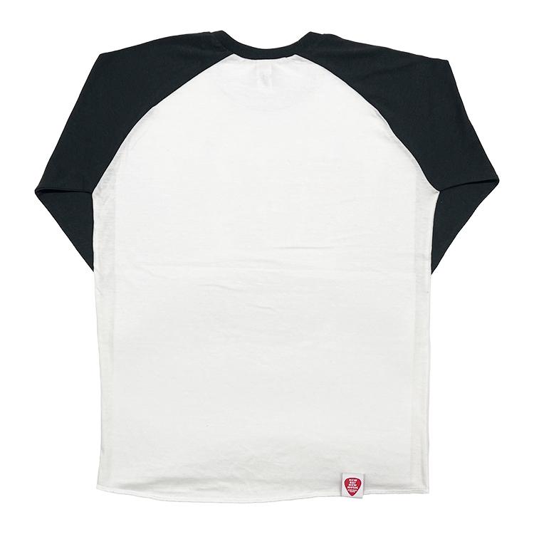 愛の接吻 ラグランTシャツ