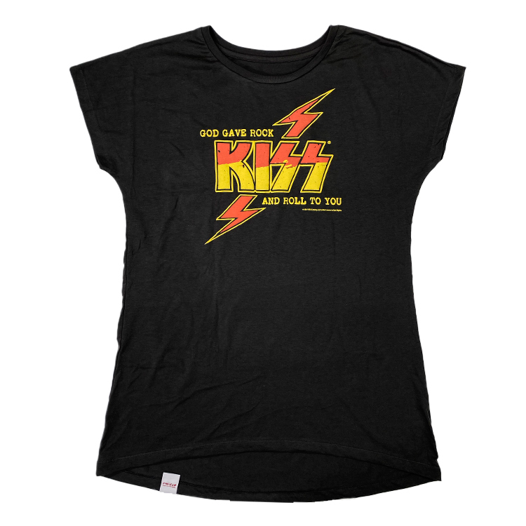 GOD GAVE ROCK 'N' ROLL TO YOU ワンピースTシャツ