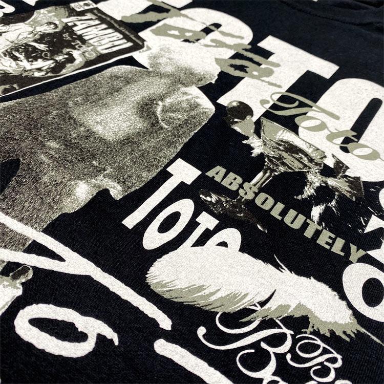 TOTOコラージュ Tシャツ