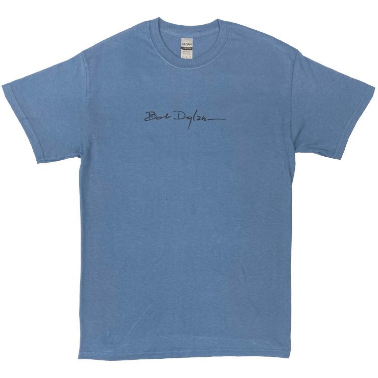 BLOWIN' IN THE WIND Tシャツ(インディゴブルー)
