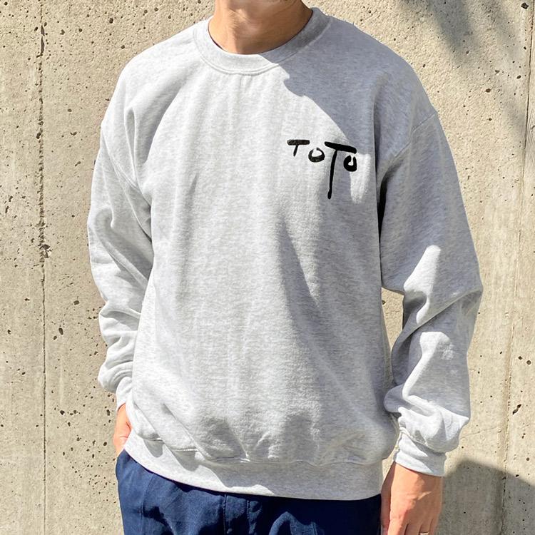 ターン・バック スウェットシャツ