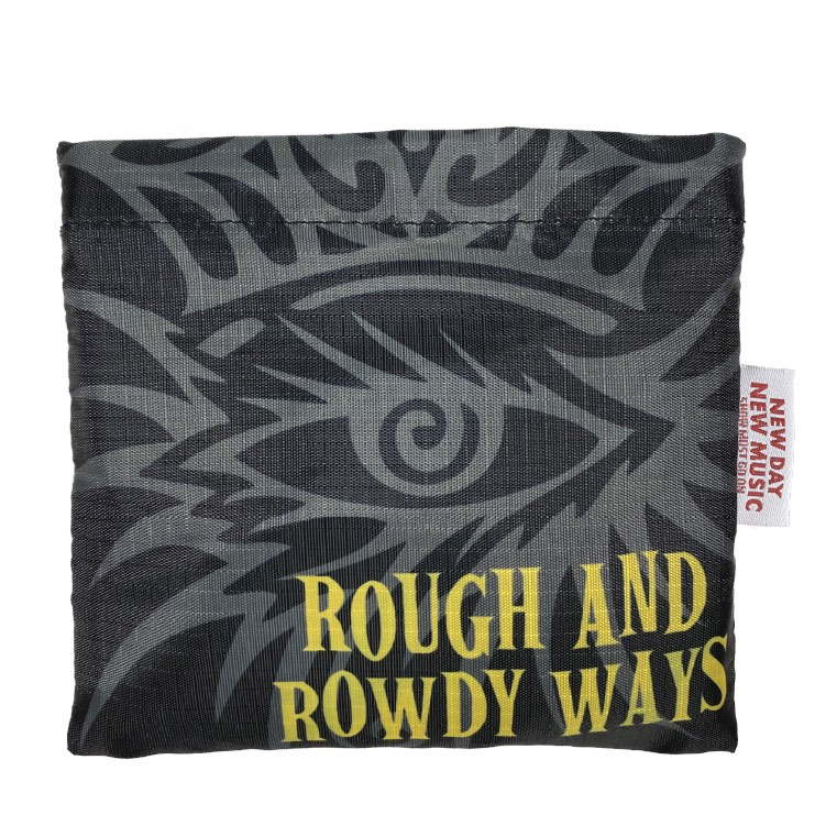 ROUGH AND ROWDY WAYSエコバッグ
