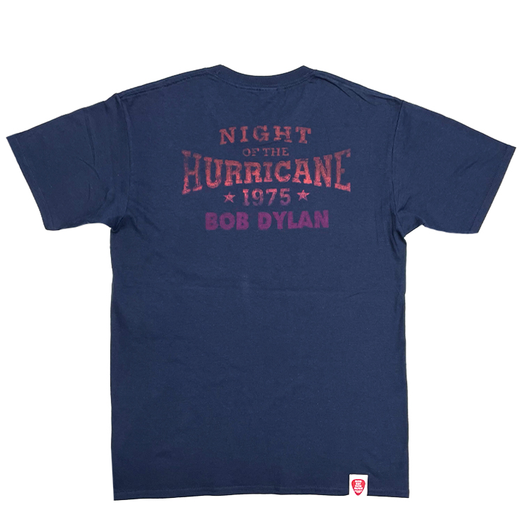 HURRICANE Tシャツ(ネイビー)