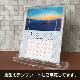 ケース入り卓上カレンダー[L]
