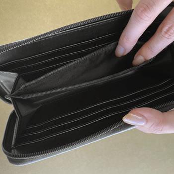 フルカラー財布