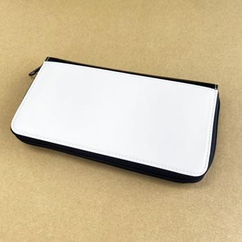 PUレザーフルカラー財布