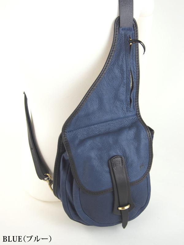 BODY BAG BOLT FLAP (ボディバッグ カンヌキカブセ)