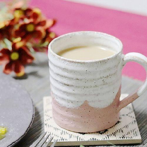 潮騒(ピンク) マグカップ