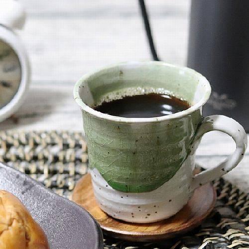 緑光 マグカップ
