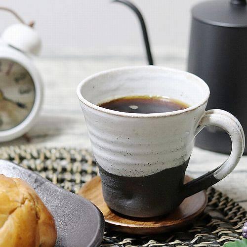 潮騒(ブラック) マグカップ