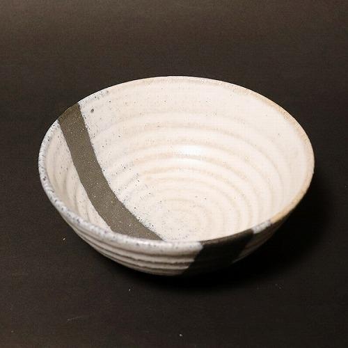 信楽焼 潮騒ライン(ブラック) w310-05