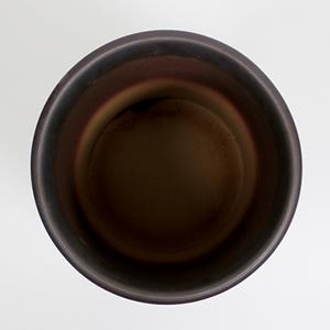 信楽焼きかさたて 白格子目傘立て 陶器[kt-0245]