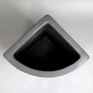 信楽焼きかさたて ふくろう扇型傘立て 陶器[kt-0275]