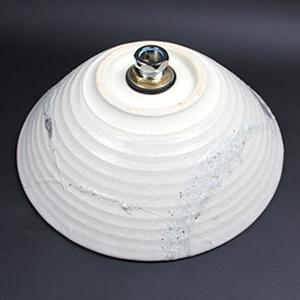 雲流れ手洗い鉢【小型サイズ】信楽焼き手洗器!陶器の手水鉢[tr-2188]